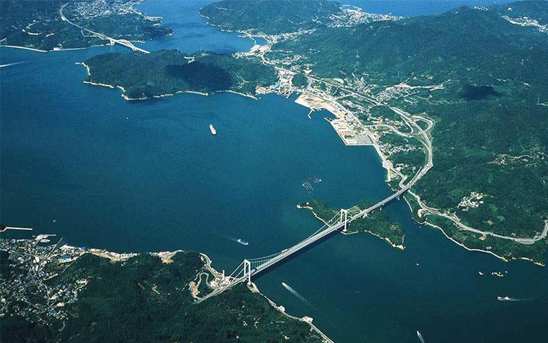 เกาะชิโกะกุ เส้นทางธรรมชาติที่สวยงามที่สุด