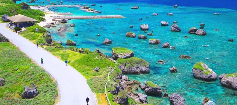 OKINAWA เกาะสวรรค์แห่งเมืองปลาดิบ ที่ต้องไปเยือนศักครั้ง