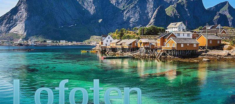 เที่ยวเกาะ Lofoten ดื่มด่ำธรรมชาติที่ถูกรายล้อมด้วยภูเขา