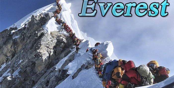 ปีนเอเวอเรสต์ ความฝันสูงสุดของนักไต่เขา